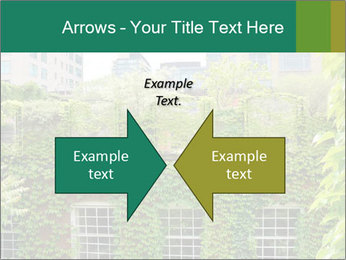 Green house PowerPoint Templates - Slide 90