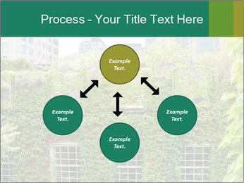 Green house PowerPoint Template - Slide 91