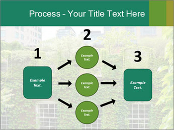 Green house PowerPoint Template - Slide 92
