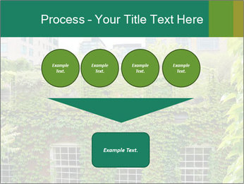 Green house PowerPoint Template - Slide 93
