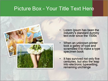 Incredible girl PowerPoint Templates - Slide 20
