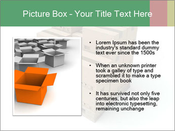 Packing boxes PowerPoint Templates - Slide 13