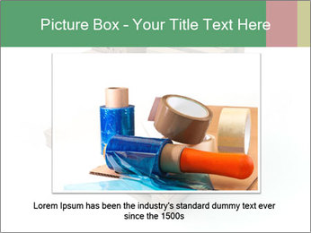 Packing boxes PowerPoint Template - Slide 15