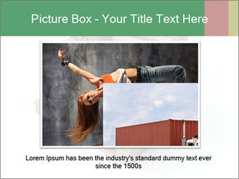 Packing boxes PowerPoint Template - Slide 16