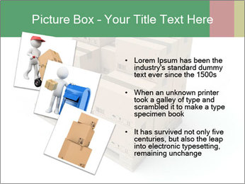 Packing boxes PowerPoint Template - Slide 17