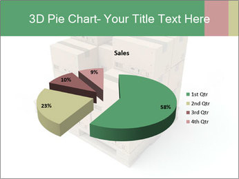 Packing boxes PowerPoint Template - Slide 35