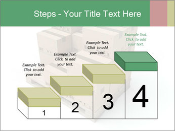 Packing boxes PowerPoint Template - Slide 64