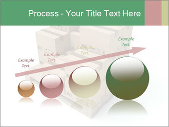 Packing boxes PowerPoint Template - Slide 87