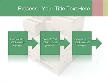 Packing boxes PowerPoint Template - Slide 88