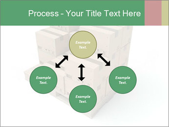 Packing boxes PowerPoint Template - Slide 91