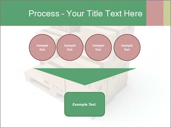 Packing boxes PowerPoint Template - Slide 93