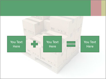 Packing boxes PowerPoint Template - Slide 95
