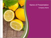 Lemon PowerPoint Templates