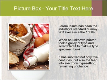 Bottle of milk PowerPoint Templates - Slide 13