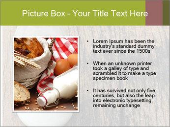Bottle of milk PowerPoint Template - Slide 13