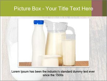 Bottle of milk PowerPoint Template - Slide 15