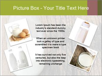 Bottle of milk PowerPoint Template - Slide 24