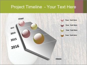 Bottle of milk PowerPoint Template - Slide 26