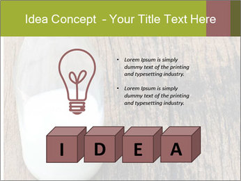 Bottle of milk PowerPoint Template - Slide 80