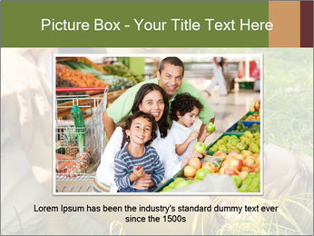 A happy family PowerPoint Template - Slide 16