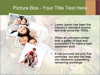 A happy family PowerPoint Template - Slide 17