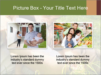 A happy family PowerPoint Template - Slide 18