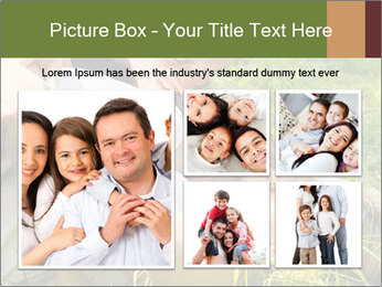 A happy family PowerPoint Templates - Slide 19
