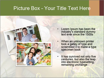 A happy family PowerPoint Template - Slide 20