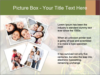 A happy family PowerPoint Template - Slide 23