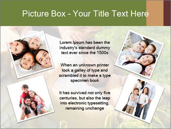A happy family PowerPoint Template - Slide 24