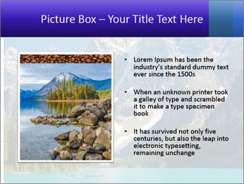 Mountain view PowerPoint Template - Slide 13