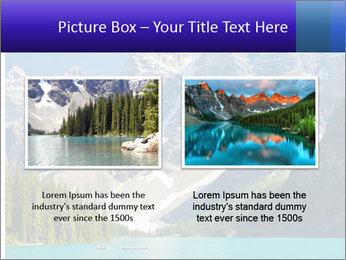 Mountain view PowerPoint Template - Slide 18