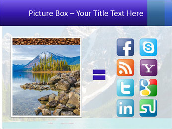 Mountain view PowerPoint Template - Slide 21