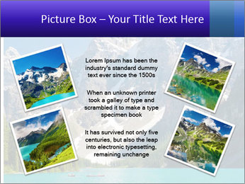 Mountain view PowerPoint Template - Slide 24