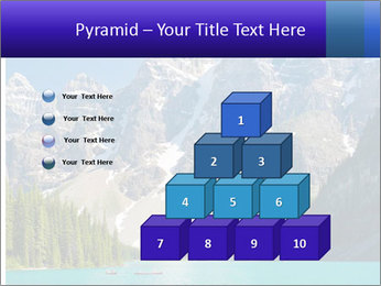 Mountain view PowerPoint Template - Slide 31