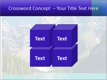 Mountain view PowerPoint Template - Slide 39
