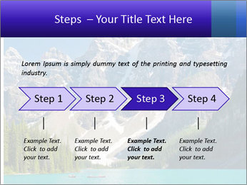 Mountain view PowerPoint Template - Slide 4