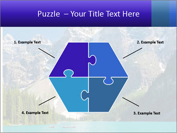 Mountain view PowerPoint Template - Slide 40