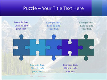 Mountain view PowerPoint Template - Slide 41