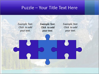 Mountain view PowerPoint Template - Slide 42