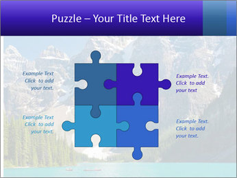 Mountain view PowerPoint Template - Slide 43