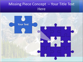 Mountain view PowerPoint Template - Slide 45