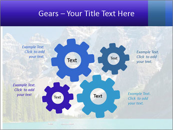 Mountain view PowerPoint Template - Slide 47