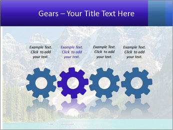 Mountain view PowerPoint Template - Slide 48
