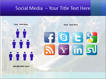 Mountain view PowerPoint Template - Slide 5
