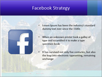 Mountain view PowerPoint Template - Slide 6