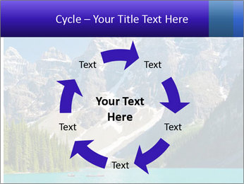 Mountain view PowerPoint Template - Slide 62