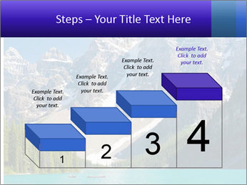 Mountain view PowerPoint Template - Slide 64