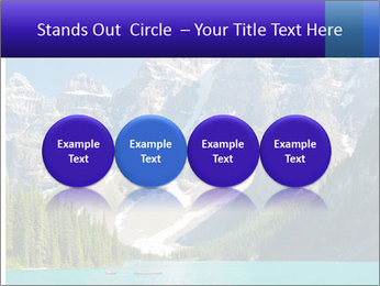Mountain view PowerPoint Template - Slide 76