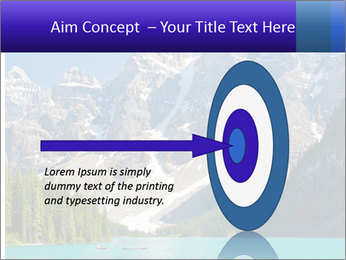 Mountain view PowerPoint Template - Slide 83